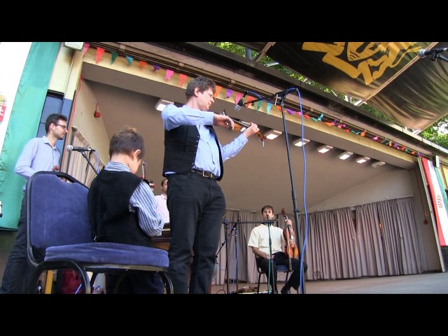 FOLKTONE BAND - Hungarian Folklore Day London 2017