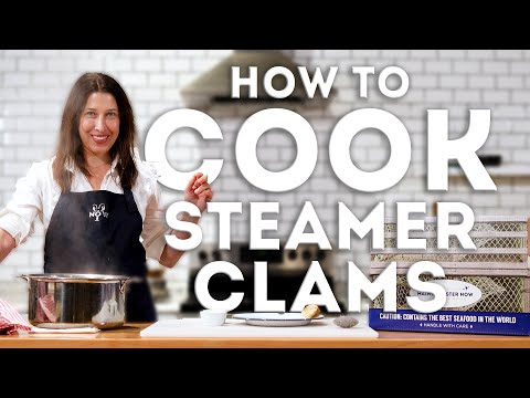 How To Cook Steamer Clams   Maine Lobster Now