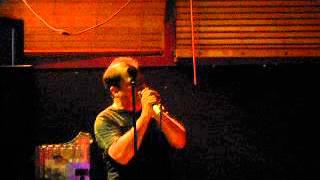 Kevin sings Cult of Personality@Karaoke