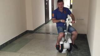 Гироскутер-сигвей Airwheel A3 теперь можно купить и в Новосибирске!(Супер цена на гироскутер-сигвей Airwheel A3. Официальный дилер в Новосибирске - www.eco-koleso.ru., 2016-07-04T10:56:37.000Z)