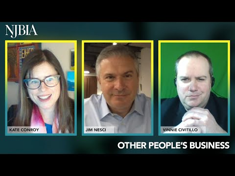 A Chat with Jim Nesci of Blue Foundry Bank (Other People's Business)