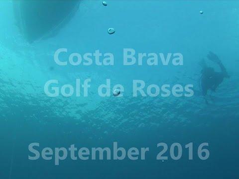 Costa Brava Golf de Roses   september 2016