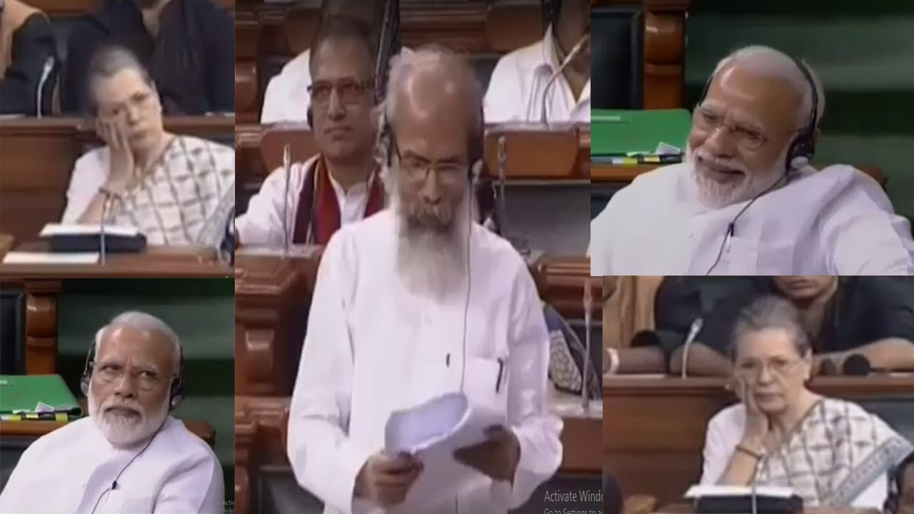 Pratap Sarangi, Pratap Sarangi Sparked A Massive Debate & Rocked The Parliament With His Maiden Fiery Speech!