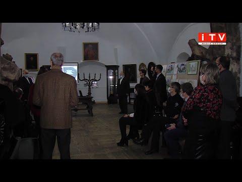 ITV media group: В Острозі презентували фільм про скульптора