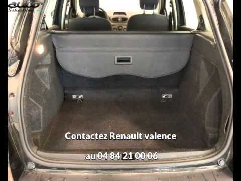 renault clio estate occasion visible valence pr sent e par renault valence youtube. Black Bedroom Furniture Sets. Home Design Ideas