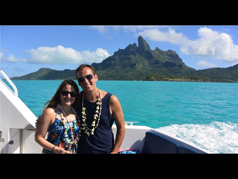 Moorea and Bora Bora Honeymoon July 2016 Hilton Moorea and St. Regis Bora Bora