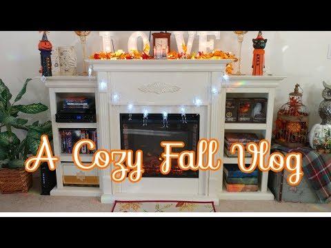 Cozy Fall Vlog!!!
