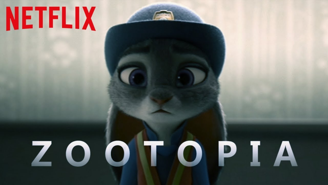 What if Zootopia was a Crime Drama series on Netflix