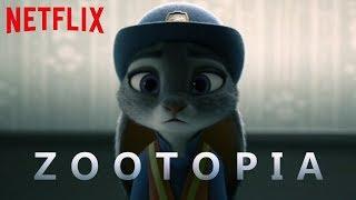If Zootopia was a Crime Drama Series on Netflix
