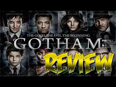 Gotham TV Show Review
