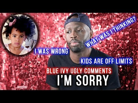 Funky Dineva Apologizes For Calling Blue Ivy Ugly