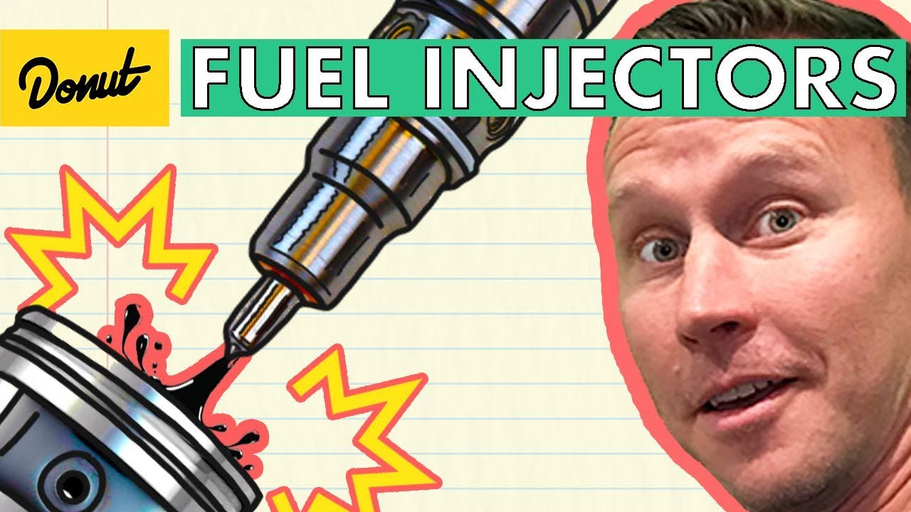 FUEL INJECTORS - How They Work | SCIENCE GARAGE by Donut Media