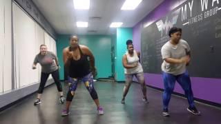 Zumba w/ Ebony Song: Sexy Rosey #MWFG