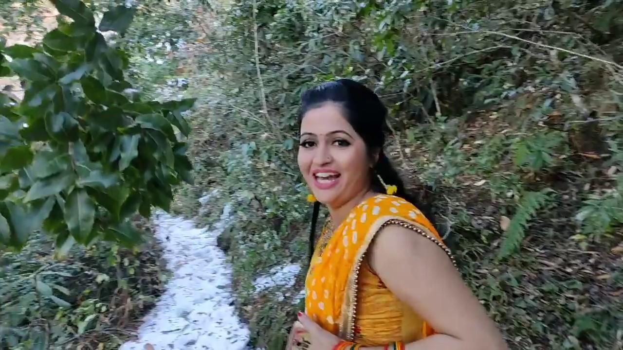kavita joshi 2020 ki new film song shooting in dhanaulti#Kavita Joshi and Full Team का हुआ बुरा हाल - YouTube