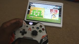 PLAYING FIFA 16 ULTIMATE TEAM ON MY TABLET!!! thumbnail