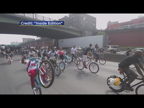 More Questions After Bike Riders Flood Cross Bronx Expressway