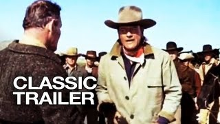 McLintock! (1963) Official Trailer #1 - John Wayne Movie HD