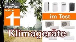 Klimageräte im Test 2018 - Monoblöcke vs Splitgeräte (Kaufberatung Klimaanlagen)