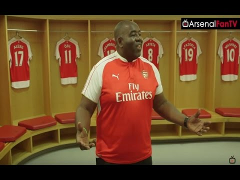 Arsenal: Behind The Scenes at The Emirates Stadium