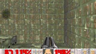 Doom II (100%) Walkthrough (Map15: Industrial Zone)