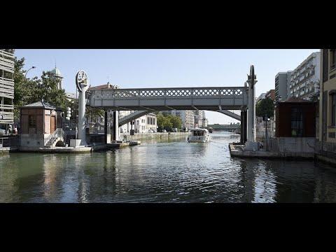 Paris : des enfants poussés dans le Canal de l'Ourcq pour leur téléphone portable
