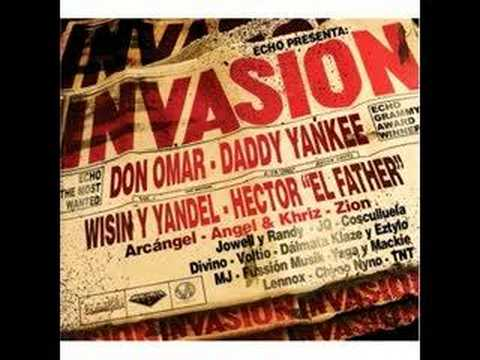 Caliente - Daddy Yankee - La Invasion