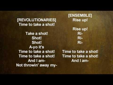 Hamilton - Act 1