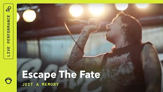 "Escape The Fate, ""Just A Memory"": Rhapsody Soundcheck (Video)"
