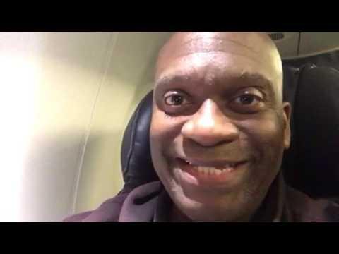 United Airlines Embraer 175 ATL-IAD Atlanta-Dulles Morning Flight #NFLDraft