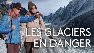Réchauffement : nos glaciers vont ils disparaitre ? - Le monde de Jamy