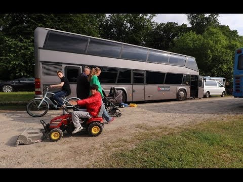 Double Decker RV - meeting SchiederSee 2018 (inside 7 more bus conversions)