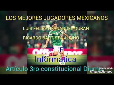 Mejores jugadores mexicanos (informática)