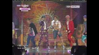 Download Video [Music Bank K-Chart] BEAST - Beautiful Night (2012.07.22) MP3 3GP MP4