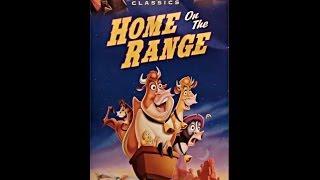 Digitized opening to Home on the Range (UK VHS)