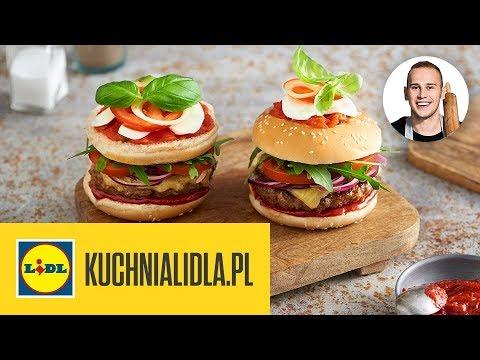 Najlepszy Pizzo Burger Dg Kuchnia Lidla
