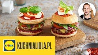 NAJLEPSZY PIZZO-BURGER  | DG & Kuchnia Lidla