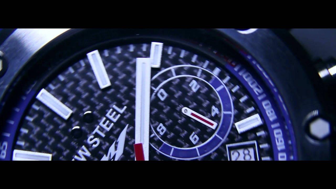 TW Steel® Yamaha Factory MotoGP watches - YouTube