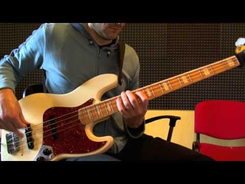 Carlo Chirio the Blues Challenge (Scott Devine's Academy)