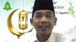 Halal Bi Halal IDAI D.I. Yogyakarta dan Jawa Tengah tahun 2021