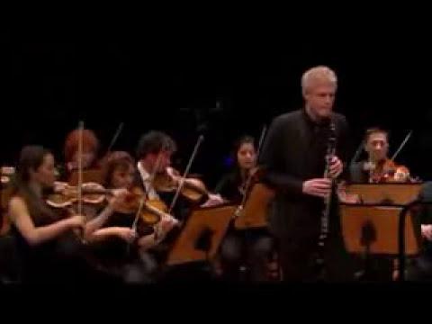 21  Mozart   Concierto para clarinete K 622