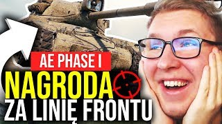 NAGRODA ZA LINIĘ FRONTU - World of Tanks