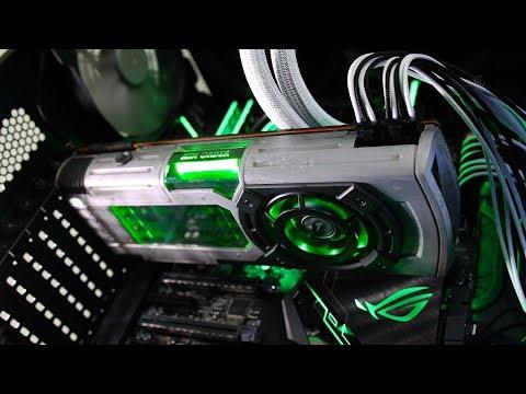 Gaming Rig UPGRADE! Titan Xp Star Wars Collectors Edition