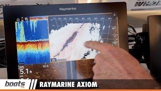 Raymarine Axiom: First Look Video Sponsored by United Marine Underwriters