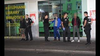 Berlin-Kreuzberg: Schlägerei unter Jugendlichen