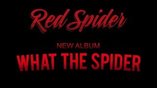 RED SPIDER - 「WHAT THE SPIDER」トレイラー