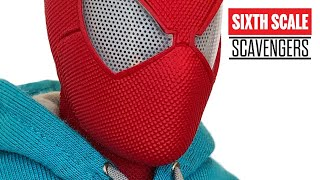 Hot Toys Scarlet Spider VGM34   Sixth Scale Scavengers 032