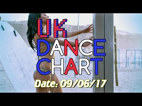 UK TOP 40 - DANCE SINGLES CHART + UK DANCE SHAZAM CHART (09/06/2017)