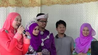 Bossanova - karaoke anak-anak Pak Bakar tanpa Jamilah