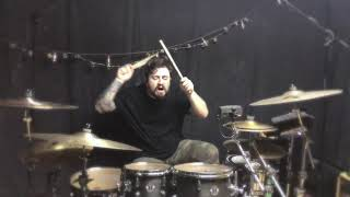 The 1975 - I Always Wanna Die (Sometimes) - Drum Cover by Michael Farina