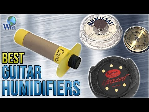 8 Best Guitar Humidifiers 2018
